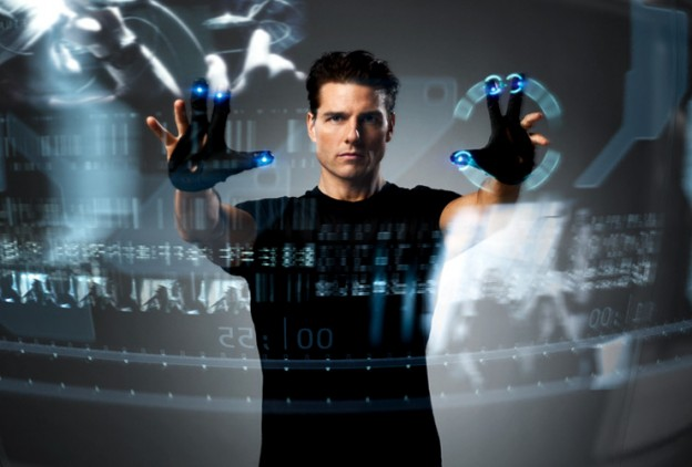 Minority Report Tom Cruise photo