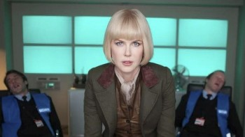 """Nicole Kidman promotes """"Paddington"""" but also talks about being a mom and married to Keith Urban"""