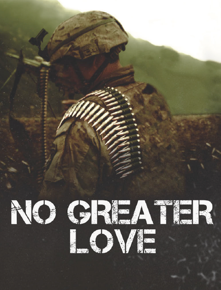 No Greater Love promo poster