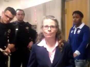 PUblic defender  Jami Tillotson arrested