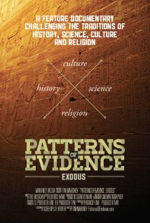 Patterns of Evidence Exodus movie poster