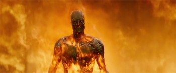 Terminator Genisys liquid robot Byung Lee