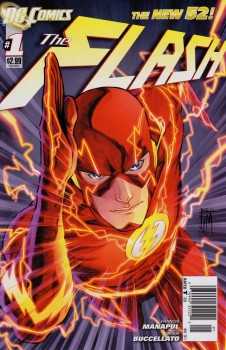 The-Flash-Comic-Book-Cover-1 The New 52