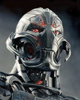 Ultron portrait The Avengers Age of Ultron