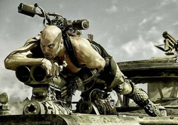 incredible villain photo Mad Max Fury Road