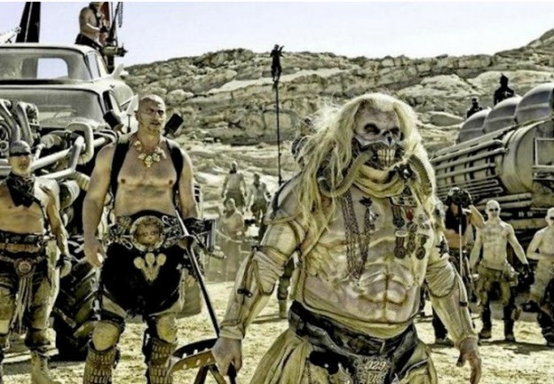 villains of Mad Max Fury Road
