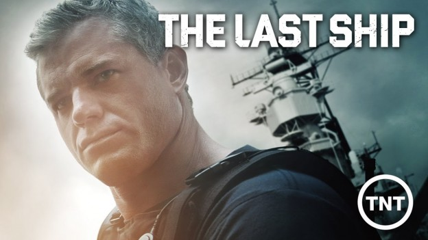Eric Dane THe Last ship banner