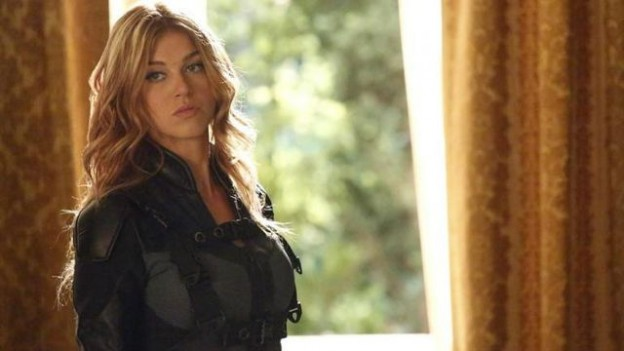 Adrianne Palicki as Mockingbird Marvels Agents of SHIELD