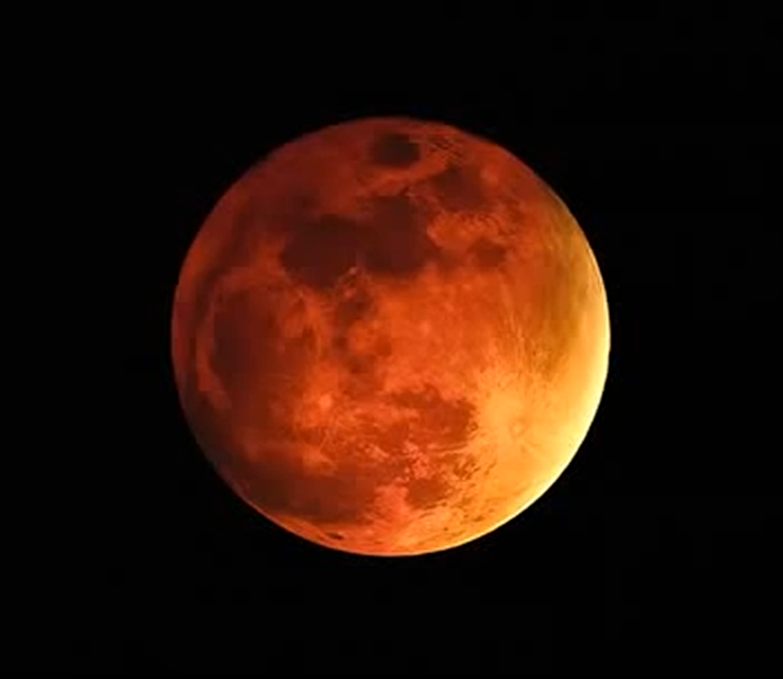 'Four Blood Moons' Movie event asks if rare lunar eclipse ...