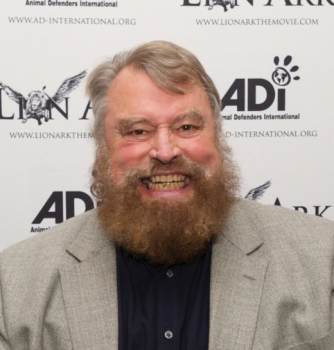 Brian Blessed, photo courtesy of ADI