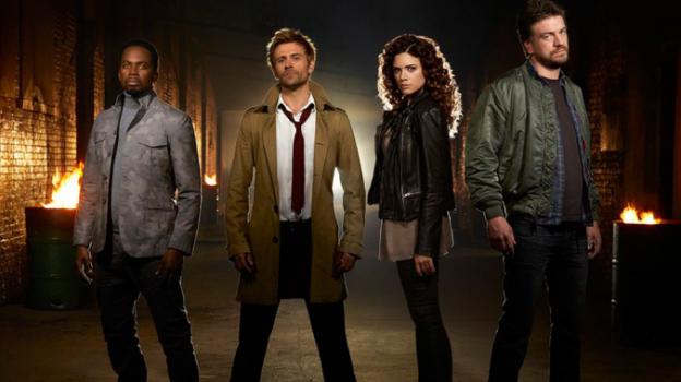 Constantine season 1 cast photo NBC