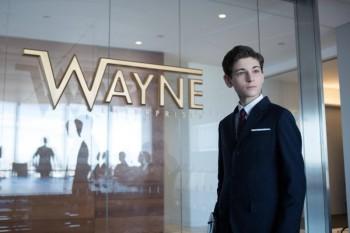 David Mazouz as Bruce Wayne