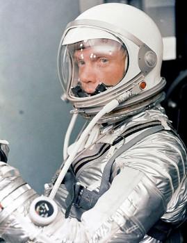 John Glenn  NASA photo 1962