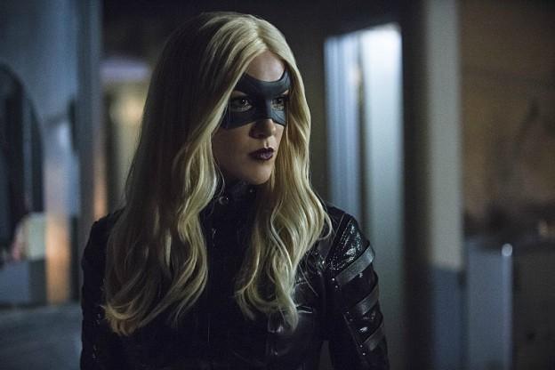 Katie Cassidy as BLack Canady Arrow season 3