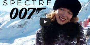Spectre video snipscreen shot