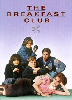 The Breakfast Club poster banner