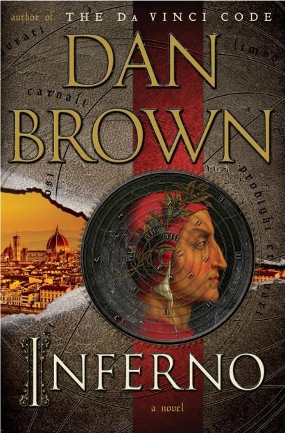 Dan Brown Inferno cover