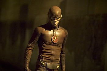 flash Grant Gustin as THe Flash photo
