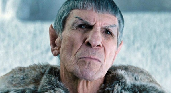 leonard-nimoy-photo Star Trek reboot