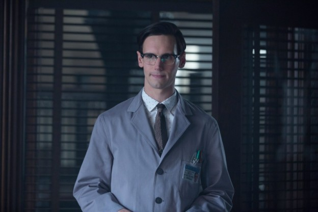 Cory Michael Smith as Edward Nygma Gotham-ep116