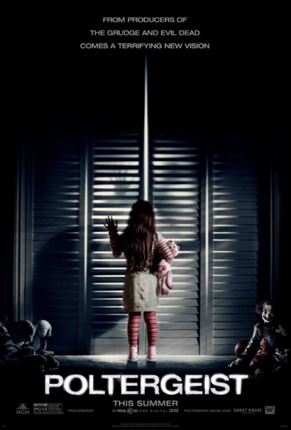 poltergeist 2015 remake movie poster