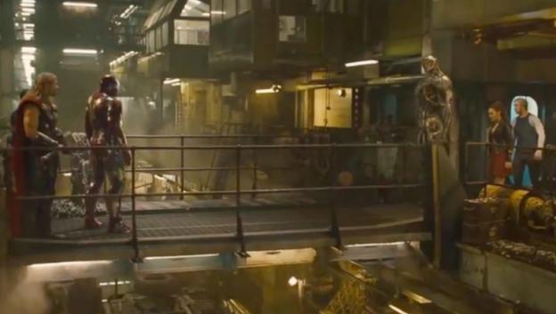 Avengers Age of Ultron good guys vs bad guys