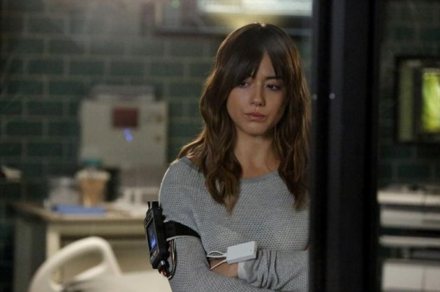 Chloe Bennet Skye Agents of SHIELD season 2