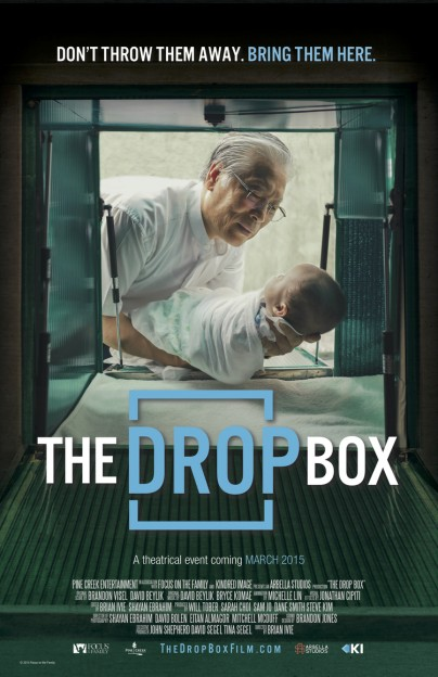 The Drop Box movie poster