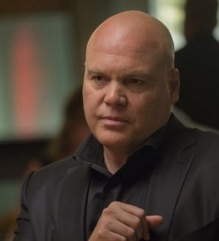 Vincent D'Onofrio as WIlson Fist aka Kingpin in Daredevil Netflix series