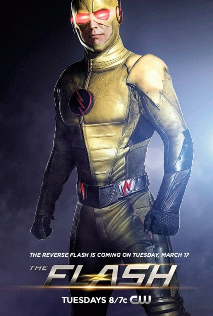 new Flash photo tom-cavanaugh-as reverse flash