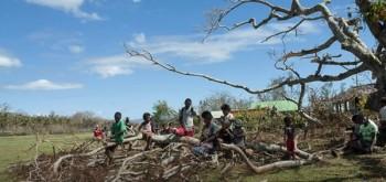 typhoon victims photo provided by Samaritan's Purse