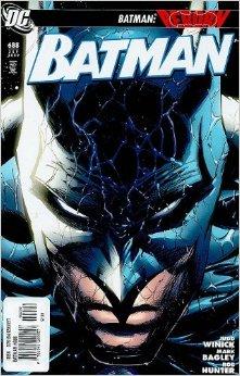 Batman Reborn cover