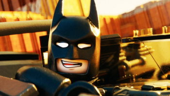 Batman in The Lego Movie