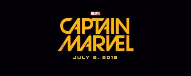 Captain Marvel banner ad Marvel Studios 2018 film