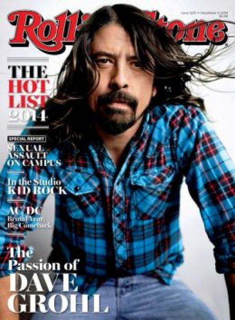Dave Grohl UVA rape on campus bogus article