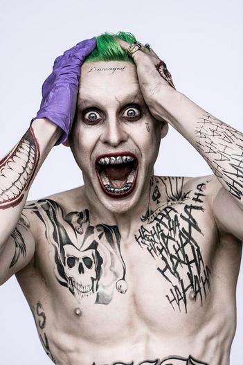 Jared Leto as Joker Suicide Squad photo