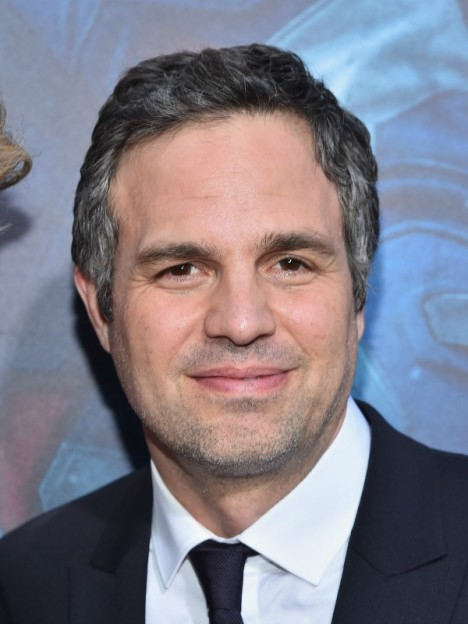 """Mark Ruffalo at the world premiere of Marvel's """"Avengers: Age Of Ultron"""" at the Dolby Theatre on April 13, 2015 in Hollywood, California."""