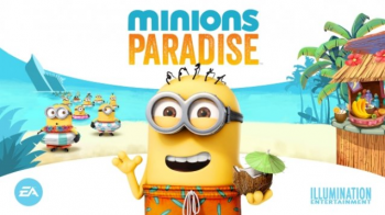 Minions Paradise video game photo