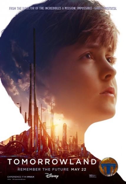 Tomorrowland movie poster Pierce Gagnon