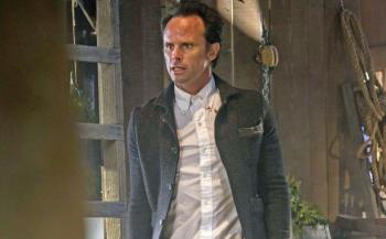 Walton Goggins as Boyd Crowder Justified season 6 finale