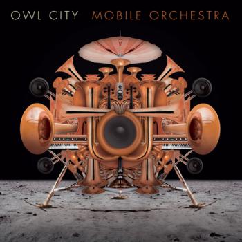 Owl City Mobile Orchestra album cover