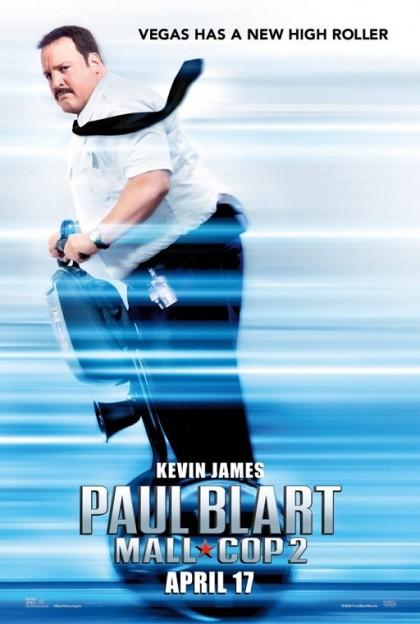 Paul Blart Mall Cop 2 movie poster