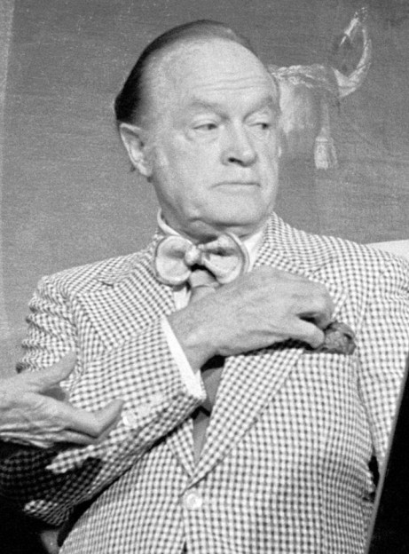 Bob Hope gets plaque on Hill.   1978 photo/ Trikosko, Marion S. now part of Library of Congress