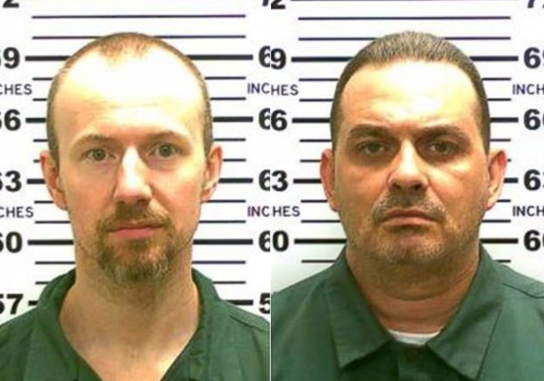 David Sweat Richard Matt escaped convicts New York