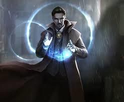 """""""Doctor Strange"""" concept art"""