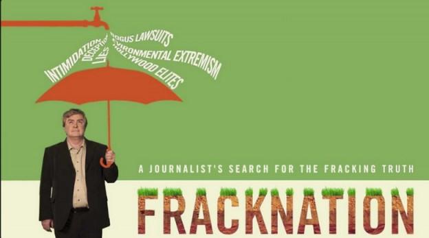 FrackNation banner poster