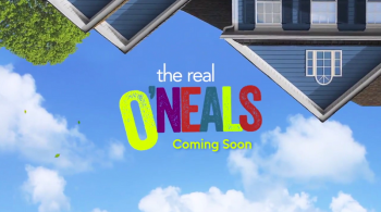The Real ONeals title card