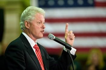 Bill Clinton 2014 photo/ Mike Brice via pixabay.com