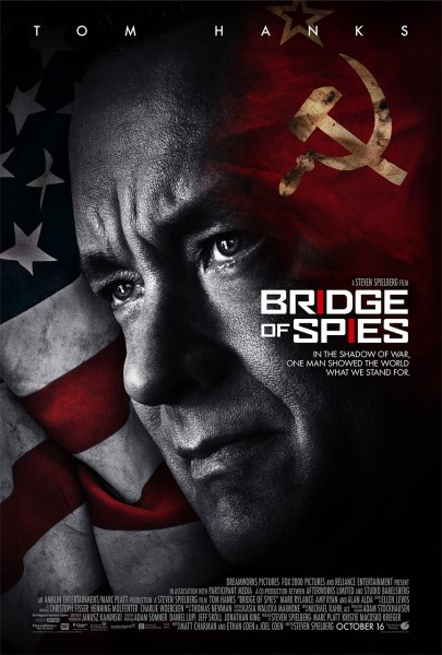 bridge-of-spies-poster-Tom Hanks cold war steven spielberg