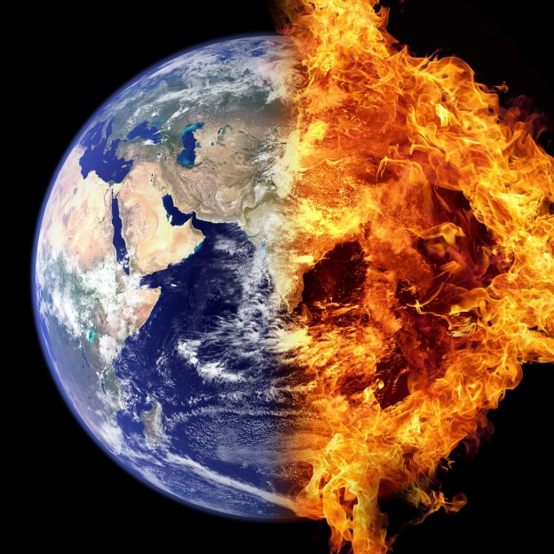 earth fireball destruction photo/ Bela Geletneky aka photoshopper24 via pixabay.com